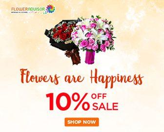 Flower Advisor November Promotion